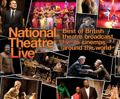 National Theatre Live<br>2012-13 Season