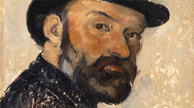 Exhibition On Screen 17/18 Season:  Cezanne Portraits of Life