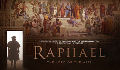 Great Art On Screen: Raphael - The Lord of the Arts