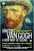 Exhibition On Screen 17/18 Season:  Vincent van Gogh A New Way of Seeing - Encore!