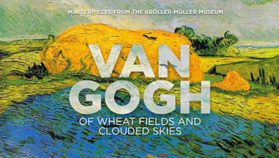 Great Art On Screen: Van Gogh - Between the Wheat and the Sky