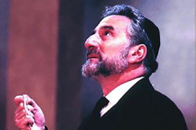 Great Stage on Screen: The Merchant of Venice