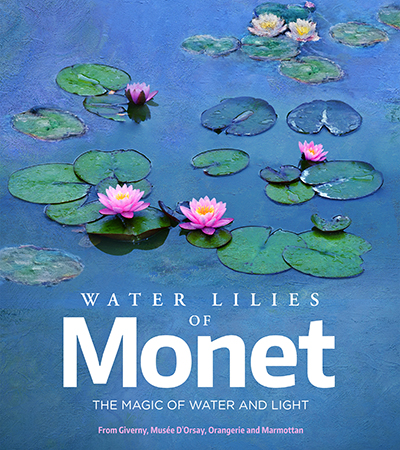 Great Art On Screen - Water Lilies of Monet:  The Magic of Water and Light