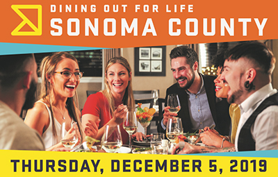 Dining Out For Life Sonoma County