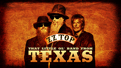 ZZ TOP: That Little Ol Band From Texas