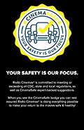 CinemaSafe: Your Safety Is Our Focus